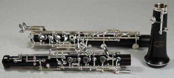 Fox 450 oboe, Plastic top joint
