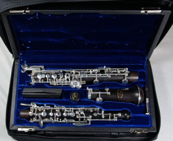 Fox 800 oboe, Grenadilla