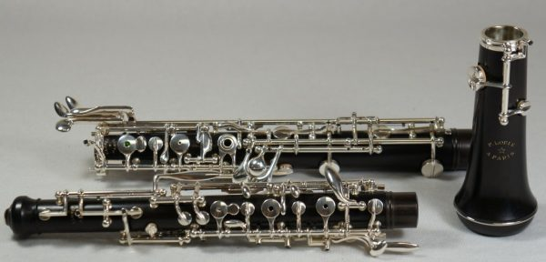 Loree c+3 Regular Grenadilla Oboe