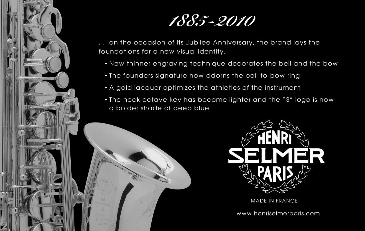 Selmer Paris Series III Jubilee model 64S Bb Tenor Saxophone