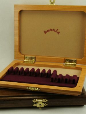 Harris combination oboe/EH wood case