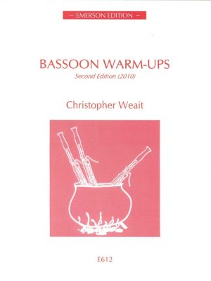 Weait: Bassoon Warm-Ups