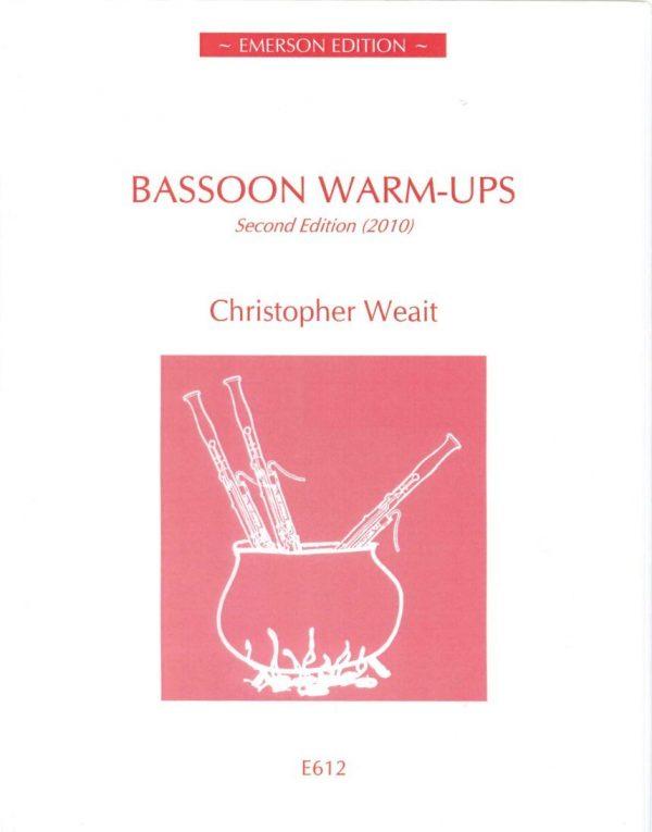 Weait: Bassoon Warm-Ups