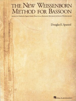 The New Weissenborn Method for Bassoon (Douglas Spaniol)