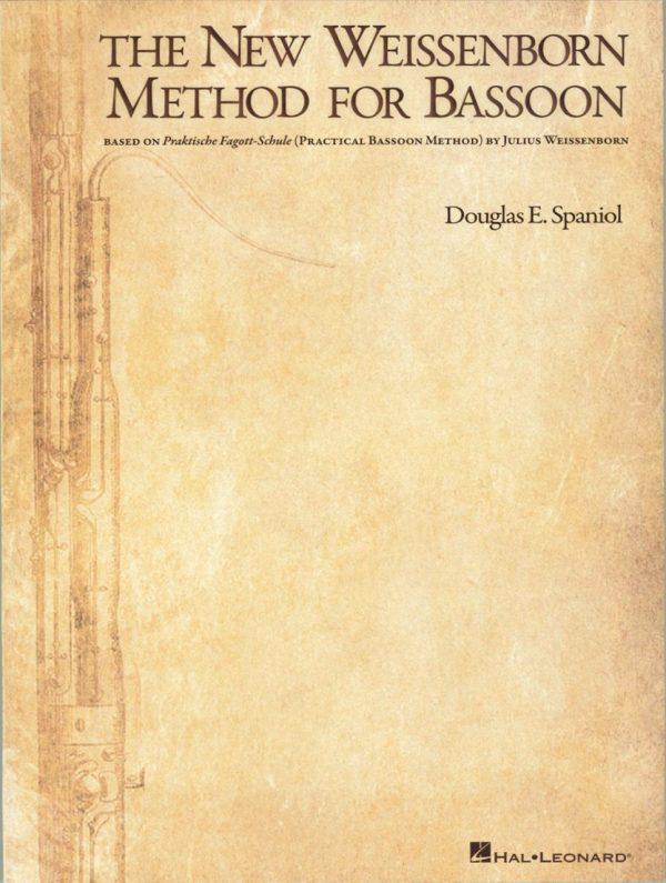 The New Weissenborn Method for Bassoon (Douglas Spaniol)