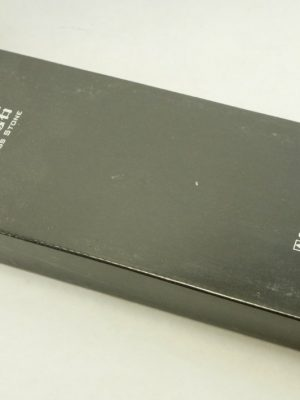 Shapton Ceramic Sharpening Stone #500 Grit on Glass