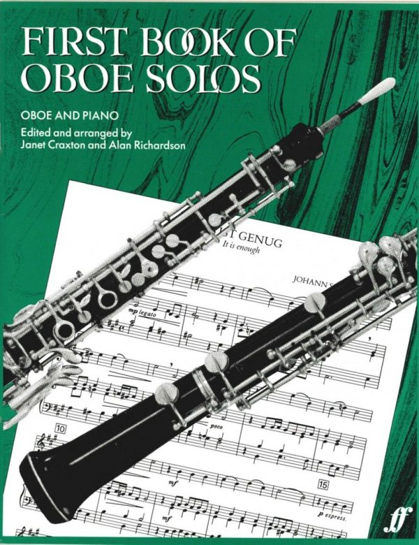 1st Book of Oboe Solos, Craxton