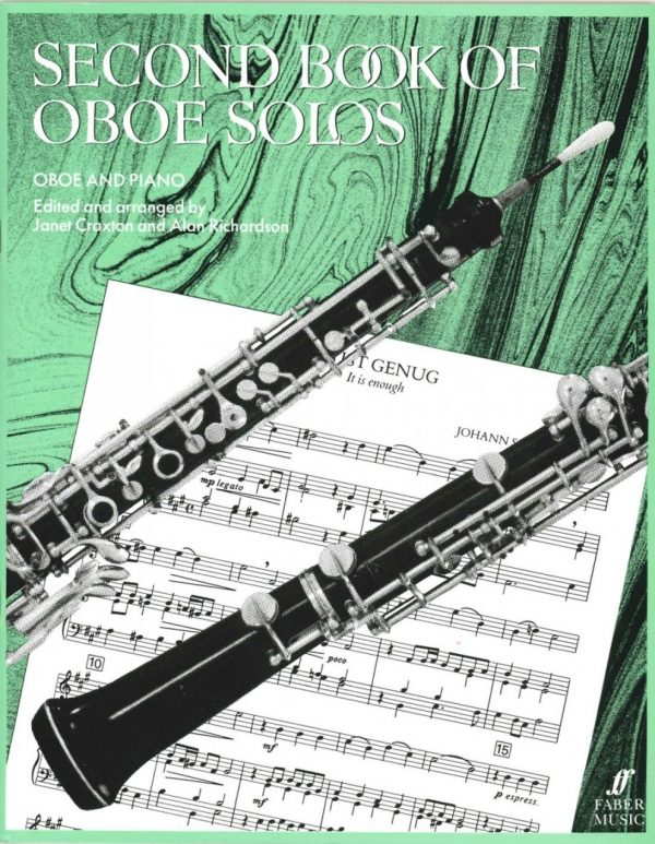2nd Book of Oboe Solos, Craxton