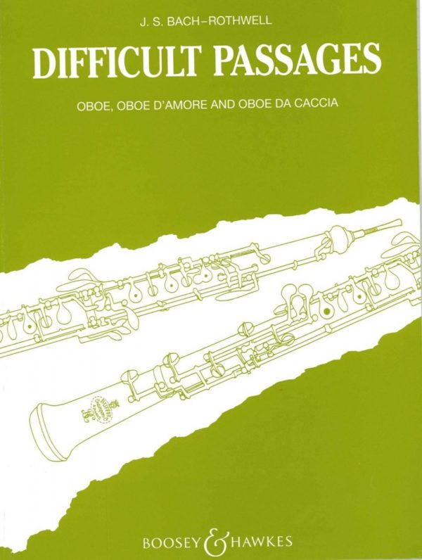 Rothwell: Difficult Passages, Bach