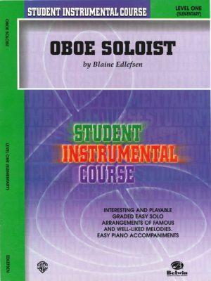 Edlefsen: Oboe Soloist, (elementary)