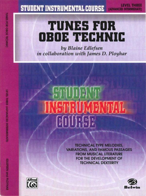 Edlefsen: Tunes for Technic, Vol. 3 (advanced intermediate)