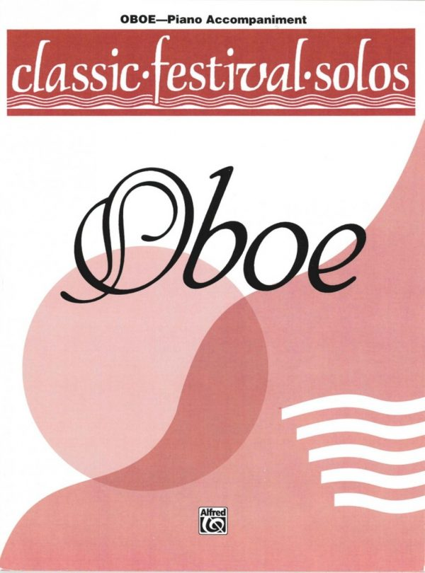 Classic Festival Solos, Vol. 1, piano part only