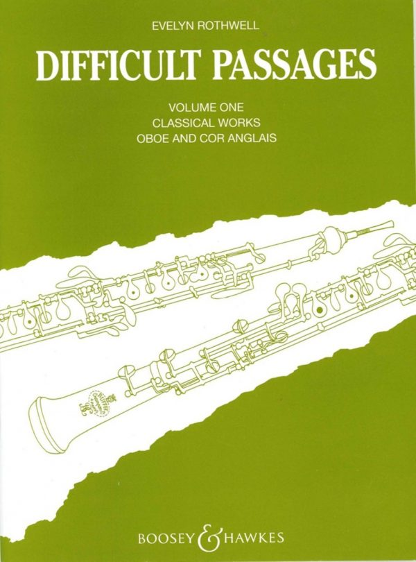 Rothwell: Difficult Passages Vol. 1, Classical Works