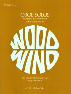 Oboe Solos, Vol. 2, James Brown
