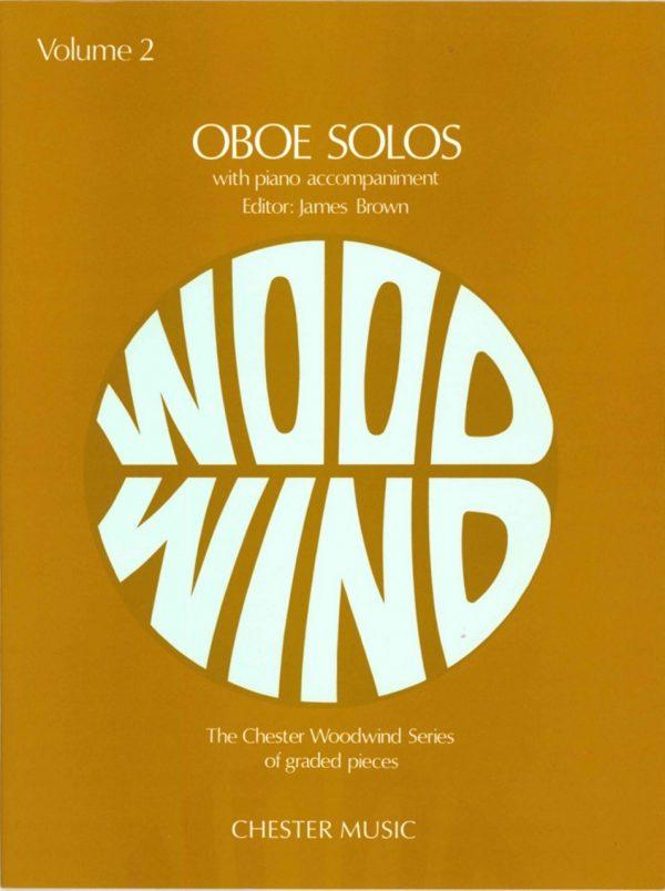 Oboe Solos, Vol. 2, James Brown