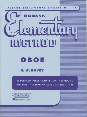 Rubank: Oboe Method (Elementary)