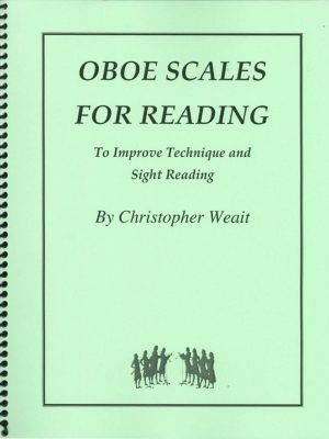 Weait: Oboe Scales for Reading