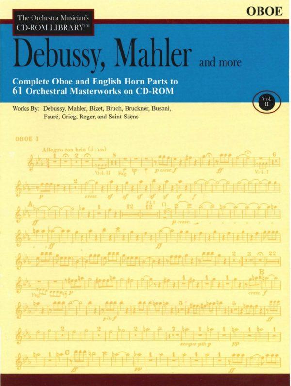 CD-Rom Oboe: Volume 2