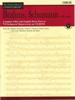 CD-Rom Oboe: Volume 3