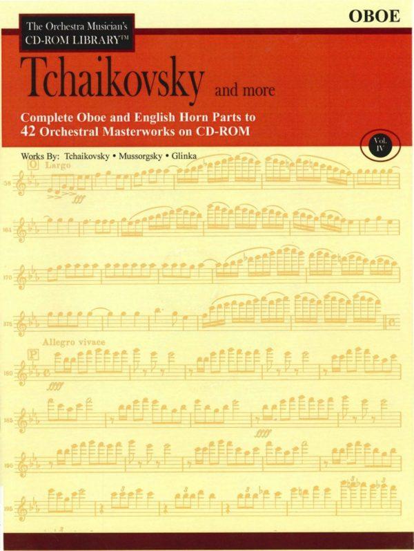 CD-Rom Oboe: Volume 4