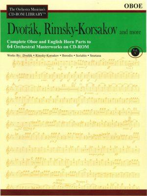 CD-Rom Oboe: Volume 5