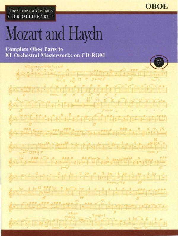 CD-Rom Oboe: Volume 6