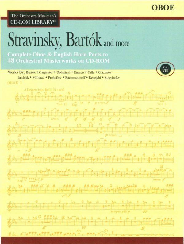 CD-Rom Oboe: Volume 8