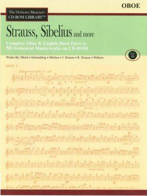 CD-Rom Oboe: Volume 9