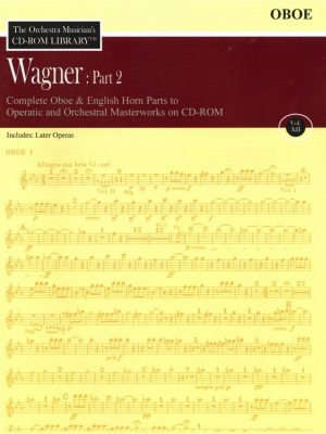 CD-Rom Oboe: Volume 12