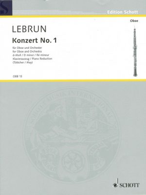 Lebrun: Concerto no. 1 in D minor