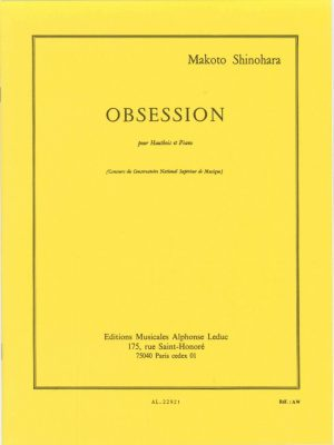 Shinohara: Obsession