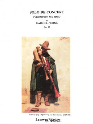 Pierne: Solo de Concert Op. 35