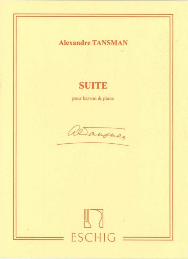 Tansman: Suite