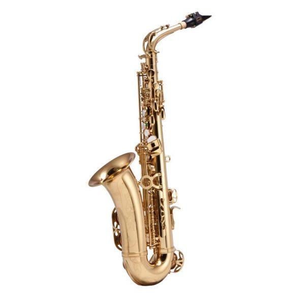 Keilwerth SX90R Gold Lacquer Alto Saxophone