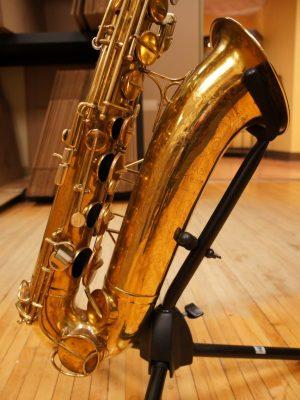 USED - The Martin Tenor Saxophone S#212454