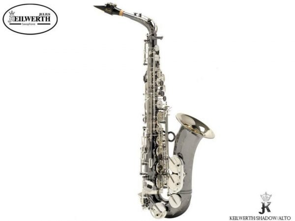 """Keilwerth SX90R """"Shadow"""" Alto Saxophone"""