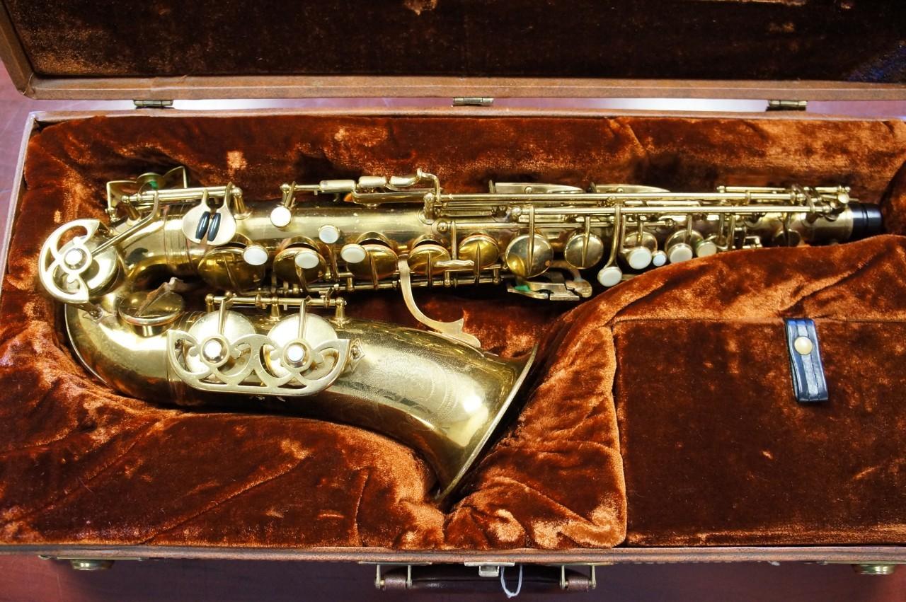 1954-1955 Buffet Dynaction Alto Saxophone - S#34xx