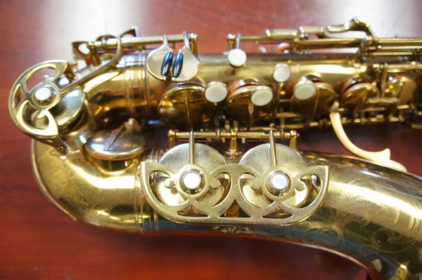USED - 1954-1955 Buffet Dynaction Alto Saxophone - S#3496