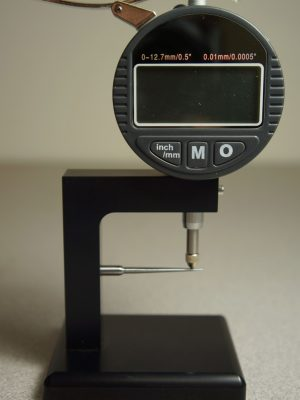Digital Micrometer for Bassoon