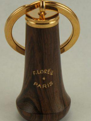 Loree Oboe Key Chain - Violetwood