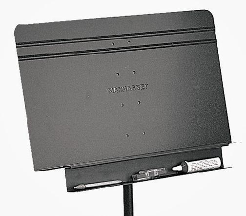 Manhasset Clip-on Accessory Shelf