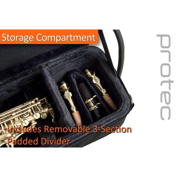 Protec Pro Pac Soprano Sax Case