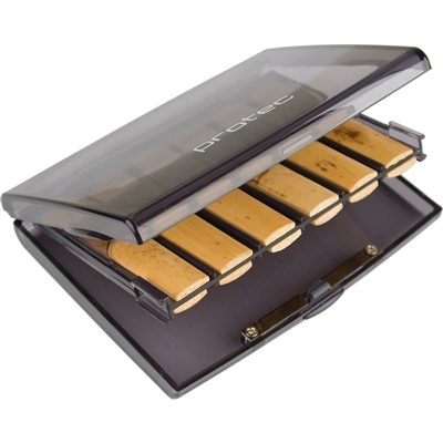 Protec Clarinet Reed Case (12 reeds)