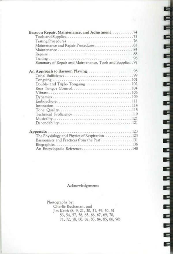 Bassoon Reed Making.   Authors:  Mark Popkin & Loren Glickman.  Third Edition.