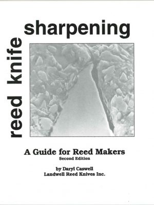 Daryl Caswell: Reed Knife Sharpening, Landwell