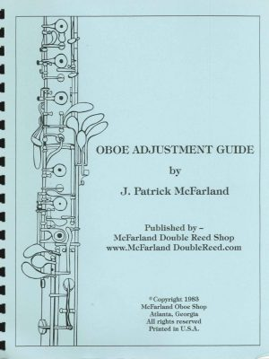 McFarland: Oboe Adjustment Guide