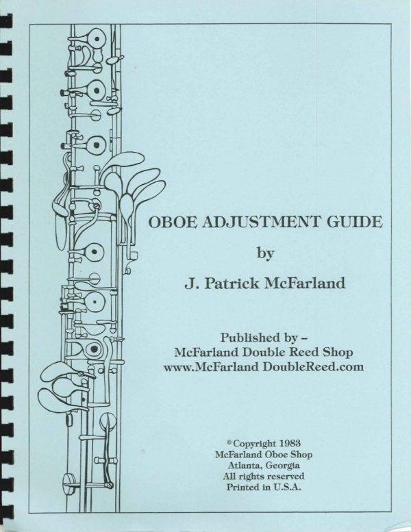 McFarland: Oboe Adjustment Guide