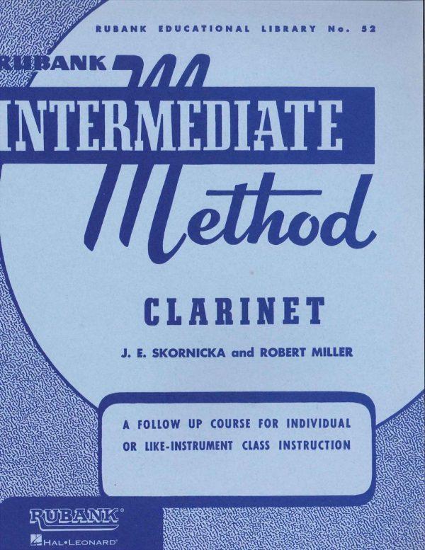 Rubank Intermediate Method for Clarinet