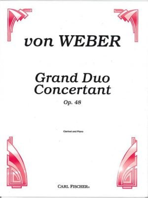 Von Weber: Grand Duo Concertant Op. 48