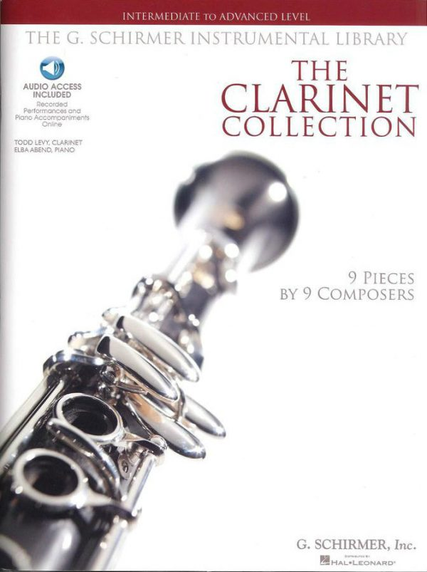 The Clarinet Collection: Intermediate/Advanced